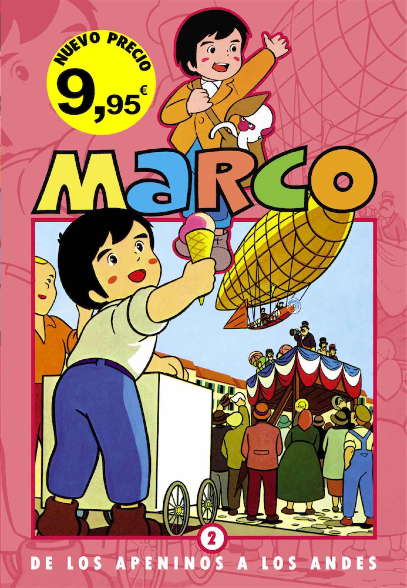 MARCO. DE LOS APENINOS A LOS ANDES 02