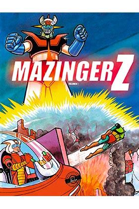 MAZINGER Z 01