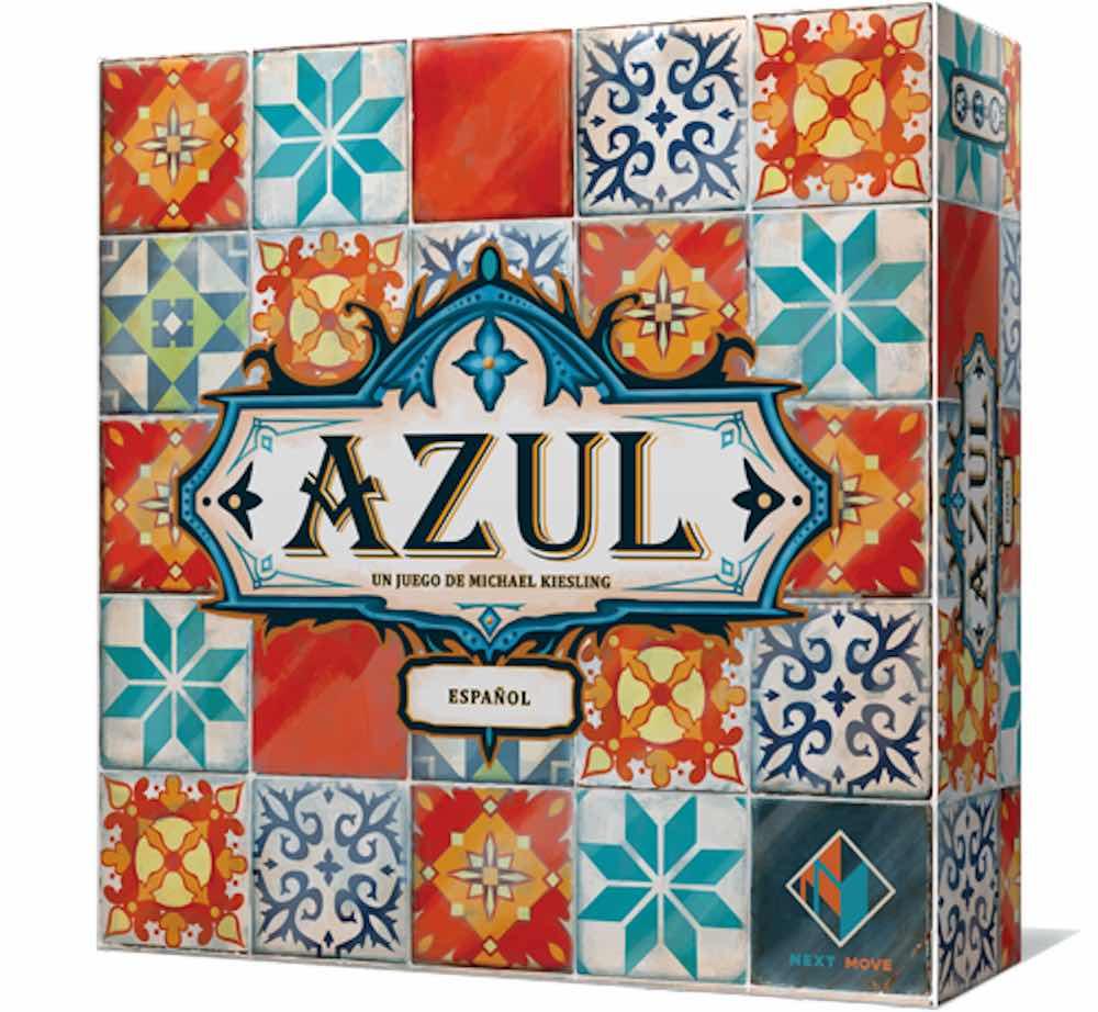 AZUL - JUEGO DE TABLERO