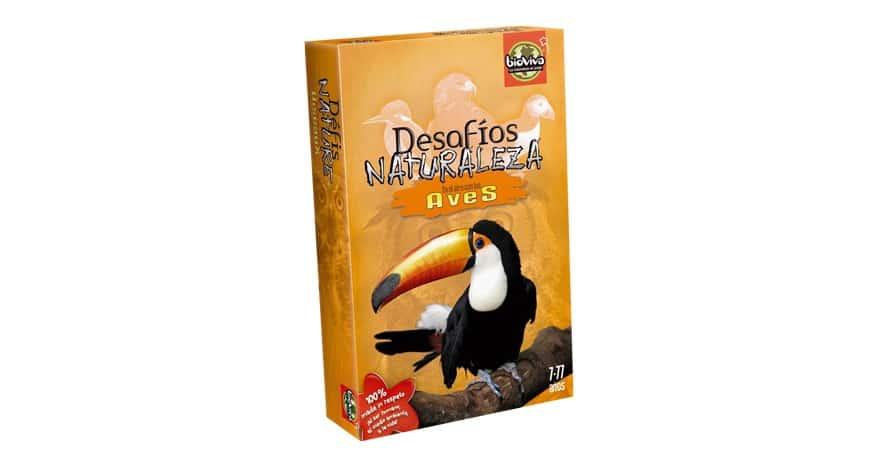 DESAFIOS NATURALEZA: AVES
