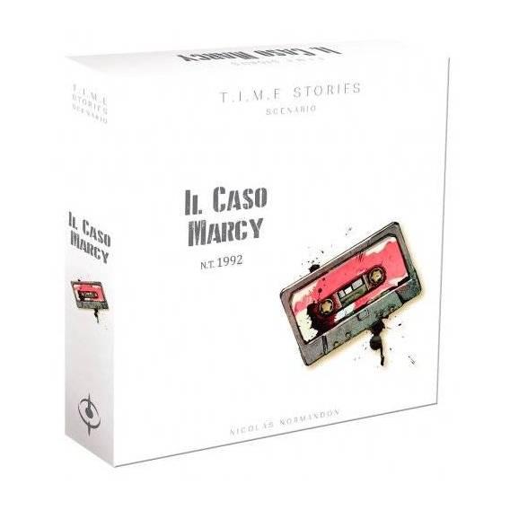 T.I.M.E STORIES: EL CASO MARCY