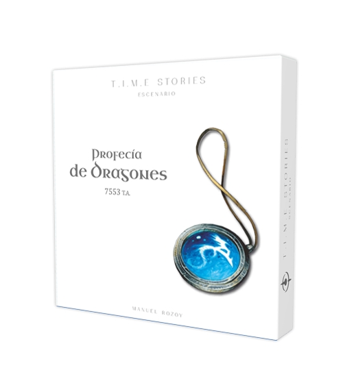 T.I.M.E STORIES: PROFECIA DE DRAGONES