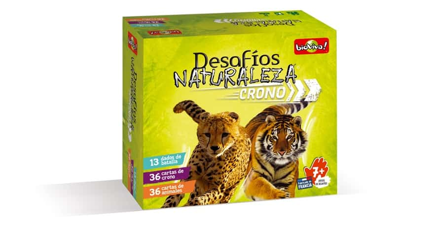 DESAFIOS NATURALEZA: CRONO