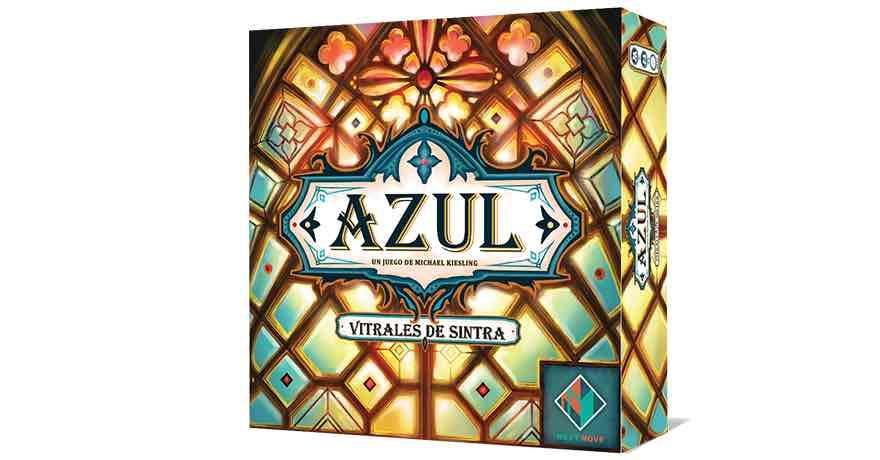AZUL - VITRALES DE SINTRA - JUEGO DE TABLERO