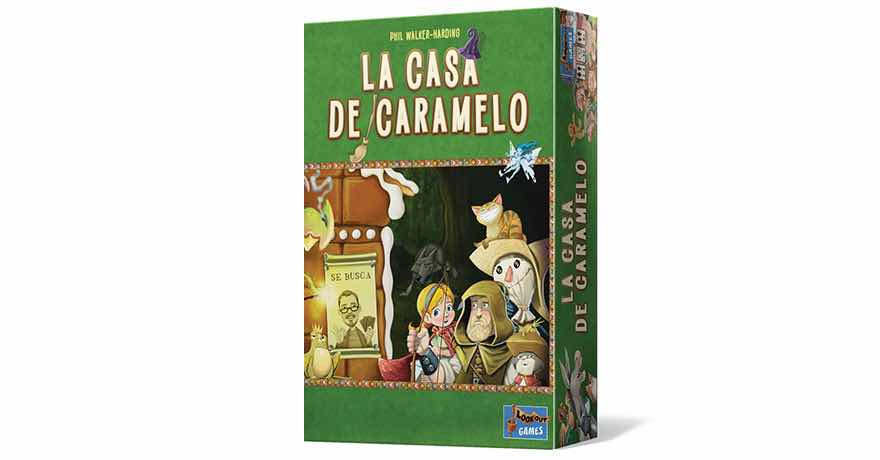 LA CASA DE CARAMELO