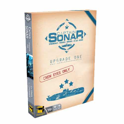 CAPTAIN SONAR. UPGRADE ONE