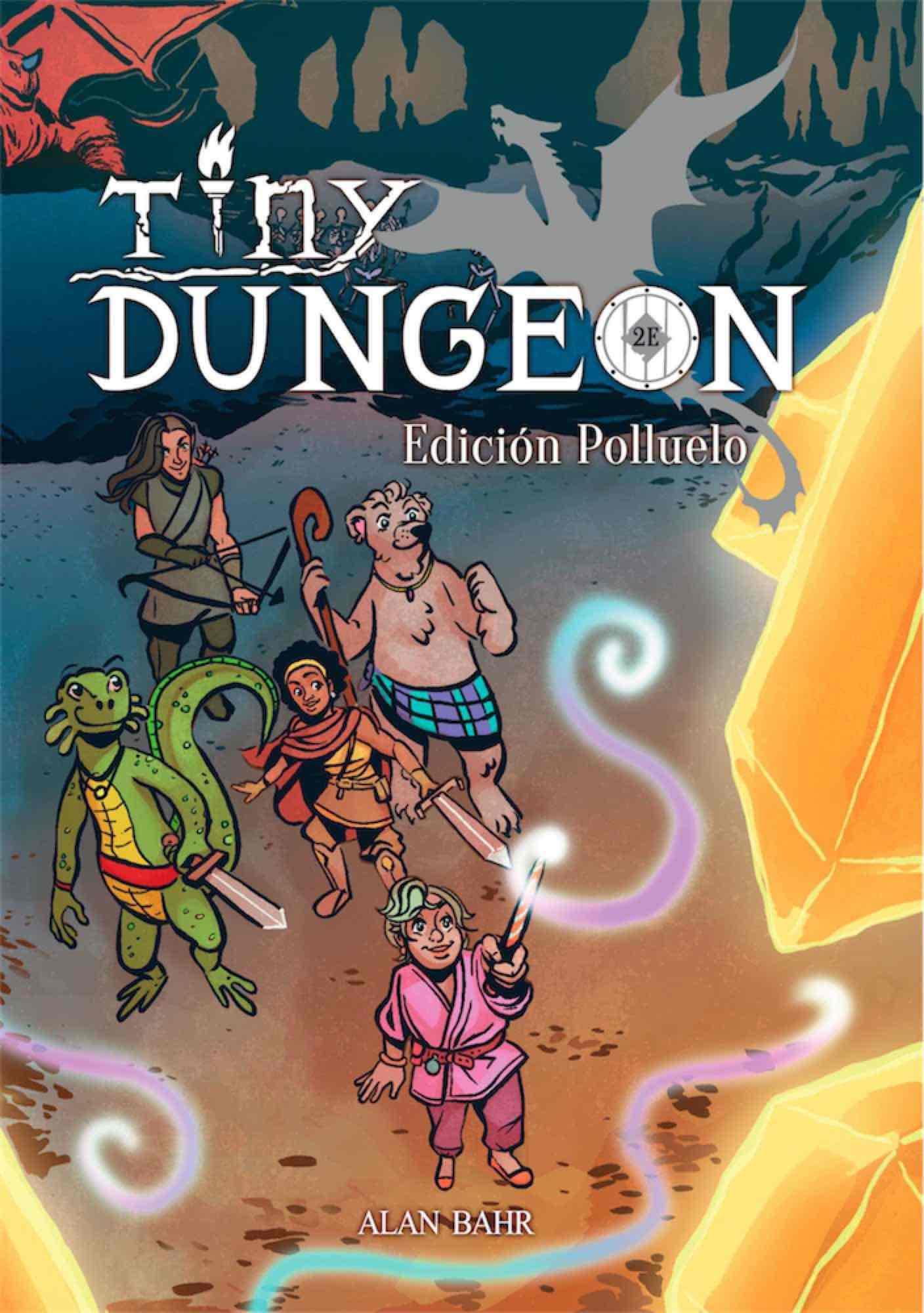 TINY DUNGEON. EDICION POLLUELO