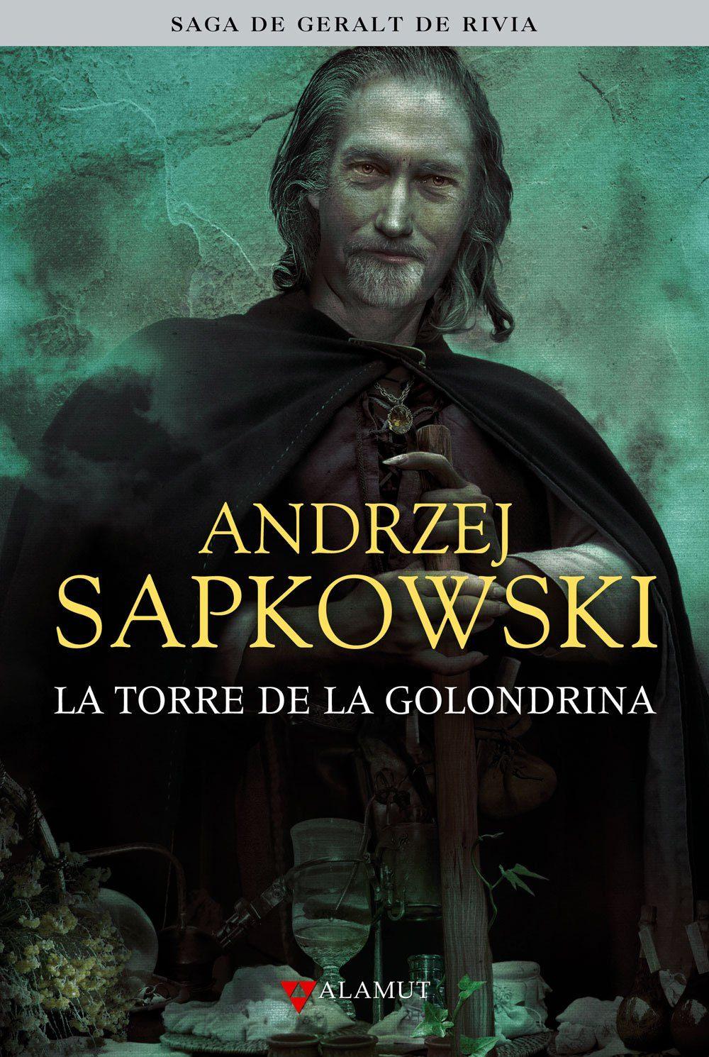 GERALT DE RIVIA/6 - LA TORRE DE LA GOLONDRINA (ED. COLECCIONISTA)