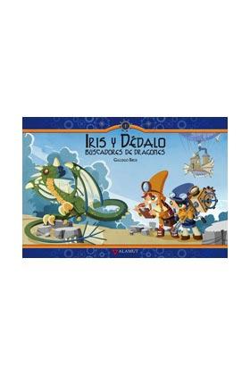 IRIS Y DEDALO: BUSCADORES DE DRAGONES