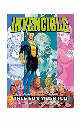 INVENCIBLE 09. TRES SON MULTITUD