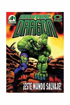 SAVAGE DRAGON 01. AÑO UNO