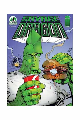 SAVAGE DRAGON 04. AÑO DOS