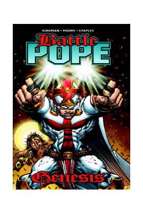 BATTLE POPE 01. GENESIS (COMIC)