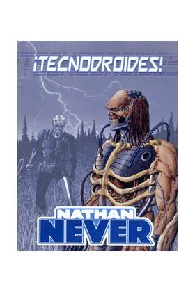 NATHAN NEVER - TECNODROIDES