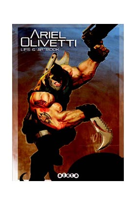 ARIEL OLIVETTI: LIFE AND ARTBOOK