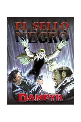 DAMPYR: EL SELLO NEGRO