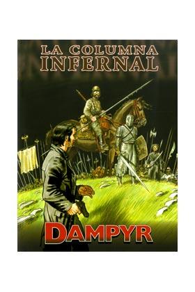 DAMPYR: LA COLUMNA INFERNAL