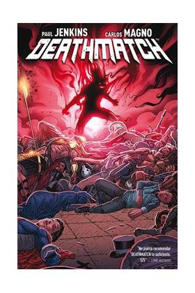 DEATHMATCH 03: DE ALFA A OMEGA