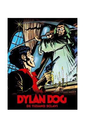 DYLAN DOG DE TIZIANO SCLAVI VOL. 03