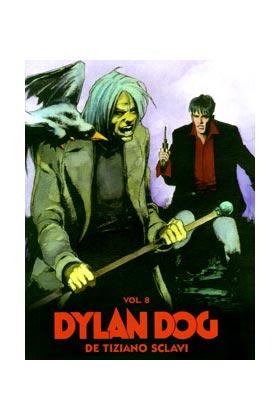 DYLAN DOG DE TIZIANO SCLAVI VOL. 08