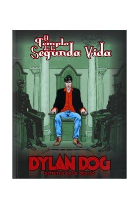 DYLAN DOG: EL TEMPLO DE LA SEGUNDA VIDA