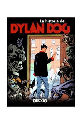 LA HISTORIA DE DYLAN DOG