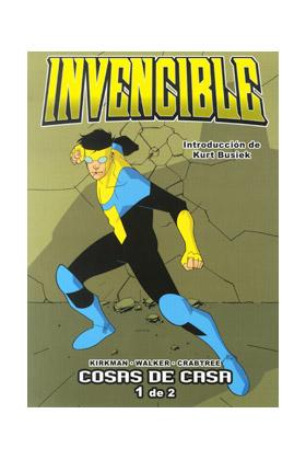 INVENCIBLE 01: COSAS DE CASA (1 DE 2)