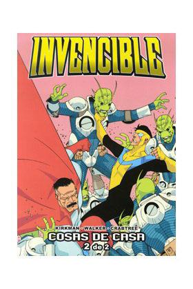 INVENCIBLE 02: COSAS DE CASA (2 DE 2)