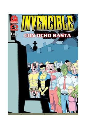 INVENCIBLE 04: CON OCHO BASTA 2 ( DE 2)