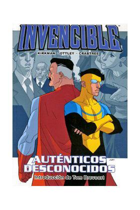 INVENCIBLE 05: AUTENTICOS DESCONOCIDOS