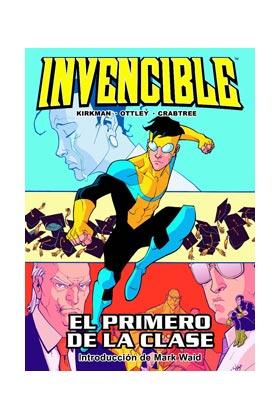 INVENCIBLE 06. EL PRIMERO DE LA CLASE