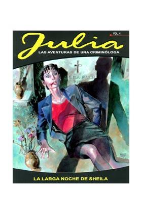 JULIA 04: LA LARGA NOCHE DE SHEILA