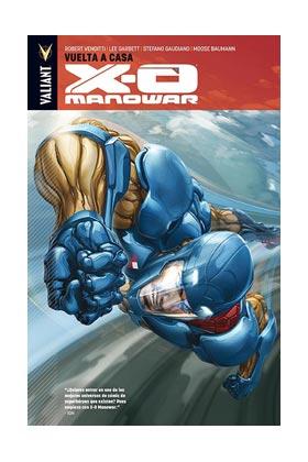 X-O MANOWAR 04. VUELTA A CASA
