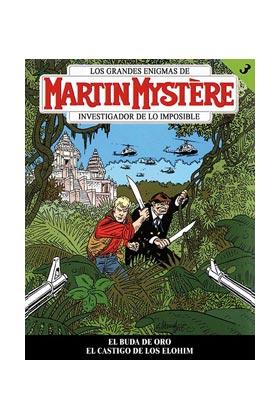 MARTIN MYSTERE VOL 3 03: EL BUDA DE ORO