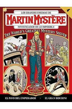 MARTIN MYSTERE VOL 3 04: EL GRAN HOUDINI