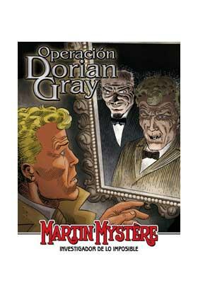 MARTIN MYSTERE: OPERACION DORIAN GRAY
