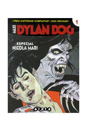 MAXI DYLAN DOG 01. ESPECIAL NICOLA MARI