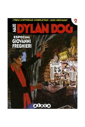 MAXI DYLAN DOG 02. ESPECIAL GIOVANNI FREGHIERI