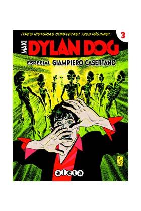 MAXI DYLAN DOG 03. ESPECIAL GIAMPIERO CASERTANO