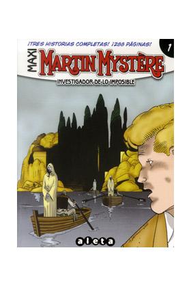 MAXI MARTIN MYSTERE 01