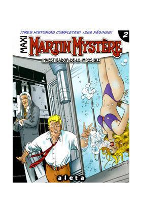 MAXI MARTIN MYSTERE 02