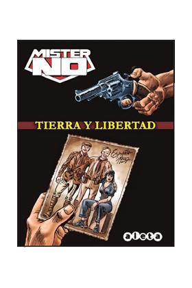 MISTER NO: TIERRA Y LIBERTAD