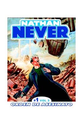 NATHAN NEVER VOL. 3 01. ASESINATO POR ENCARGO