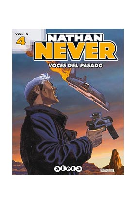 NATHAN NEVER VOL. 3 04. VOCES DEL PASADO