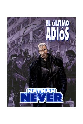 NATHAN NEVER: EL ULTIMO ADIOS