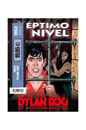 PACK ALETA. DYLAN DOG 2: EL SEPTIMO NIVEL + NIEBLA