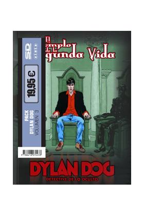 PACK ALETA. DYLAN DOG 3: EL TEMPLO DE LA SEGUNDA VIDA + NECROPOLIS