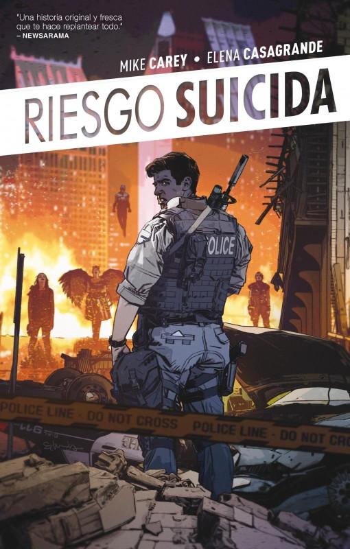 RIESGO SUICIDA 01: EL RENCOR DE LA GUERRA