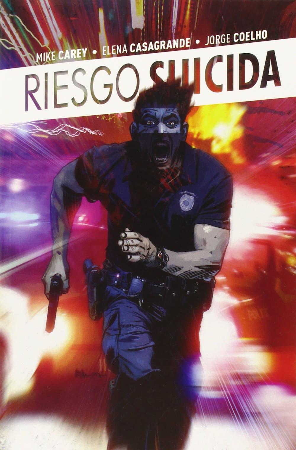 RIESGO SUICIDA 03: SIETE MUROS Y UNA TRAMPA