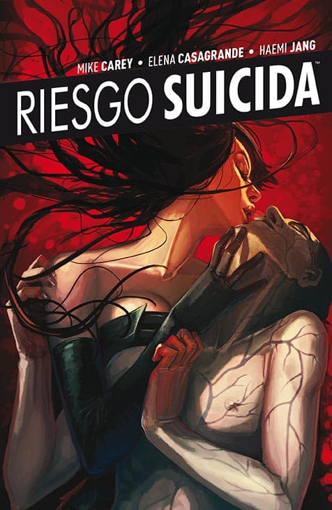 RIESGO SUICIDA 05: TIERRA QUEMADA